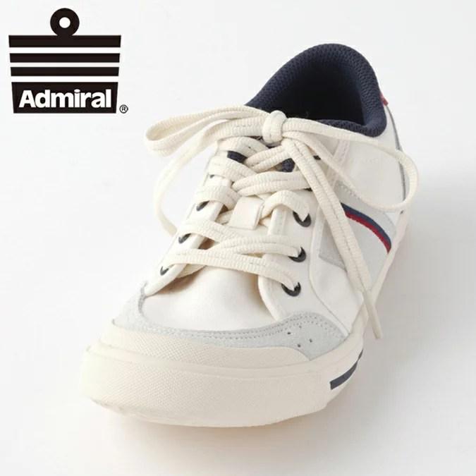 Admiral アドミラル スニーカー レディース メンズ イノマー INOMER 17AW 新作