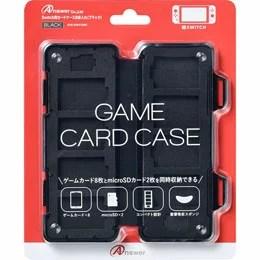 ☆アンサー Switch用 カードケース8枚入れ(ブラック) ANS-SW013BK