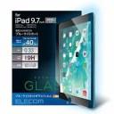 【P5E】エレコム 9.7インチiPad2018&2017&Pro9.7/フィルム/ガラス/ブルーライトカット(TB-A18RFLGGBL) メーカー在庫品