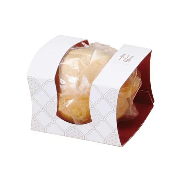 プチギフト 和菓子 ふく最中(おしるこ)小箱セット100個入 食品 結婚式 お配り ギフト もなか