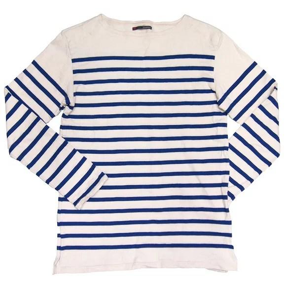 メンズ・バスクシャツの爽やかコーデ!使える着こなしまとめ      の1枚目の画像