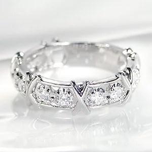 pt900 ダイヤモンド リング【0.5ct】 /おしゃれ 人気 可愛い プラチ