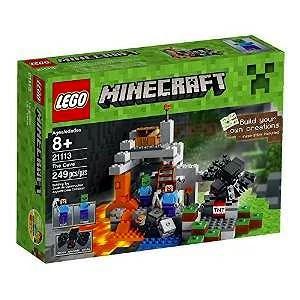 レゴ マインクラフト グッズ LEGO Minecraft The Cave 21113 Playset(並行輸入品)