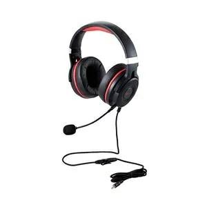 その他 エレコム ゲーミングヘッドセット HS-G60 オーバーヘッド ブラック HS-G60BK ds-2268971