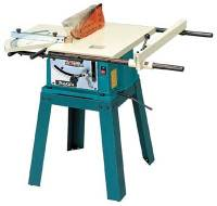 Bevel cutting on table saw