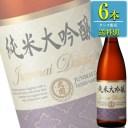 大関 特撰 大関 純米大吟醸 1.8L瓶 x 6本ケース販売 (清酒) (日本酒) (兵庫)