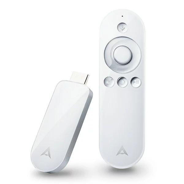 CCC Air Stick 4K エアースティック【Android TV搭載・テレビスティック】【送料無料】DAZNなどの視聴に! ...