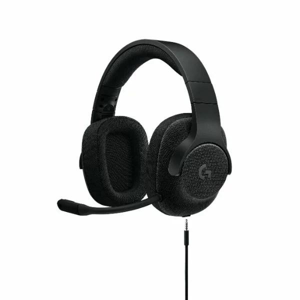 ゲーミングヘッドセット ロジクール G433 ブラック【送料無料】 7.1chサラウンド PS4 PC ニンテンドーSwitch Xbox One 高音質 ヘッドホン ヘッドフォン 【2年保証】
