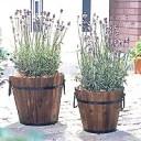 焼杉メッシュプランター深型 YMF-290ガーデニング 園芸 家庭菜園 植木鉢 花鉢 プランター アイリスオーヤマ