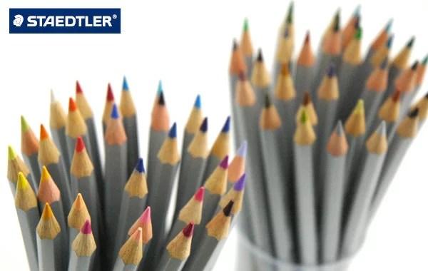 【STAEDTLER】ステッドラー カラト アクェレル 水彩色鉛筆 125 ばら売り57?9【文房具 文具 色鉛筆 水彩 水彩画 ステーショナリー】【デザイン おしゃれ 海外 輸入 デザイン文具ならイーオフィス】