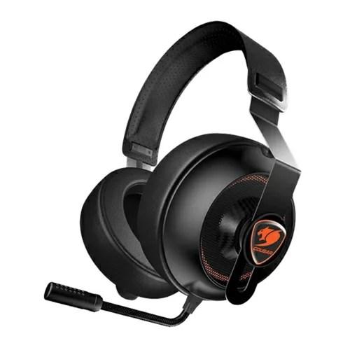 COUGAR CGR-P40NB-150 COUGAR PHONTUM ESSENTIAL BLACK gaming headset
