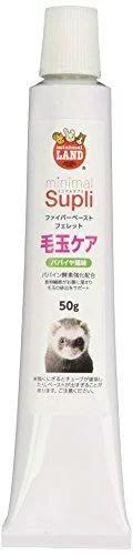 マルカン ミニマルサプリ ファイバーペースト フェレット 50g【smtb-s】