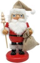 丸和貿易 クリスマス 飾り ナッツクラッカーオブジェ ナチュラルサンタ S 400826002【smtb-s】