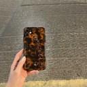 iphone12 ケース 韓国 べっこう柄 チェーン 大人 デザイン シンプル お揃い かわいい カバー ……