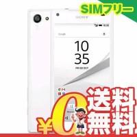 中古 Sony Xperia Z5 Compact E5823 LTE [White 32GB 海外版] SIMフリー スマホ 本体 送料無料【当社1ヶ月間保証】【中古】 【 携帯少年 】