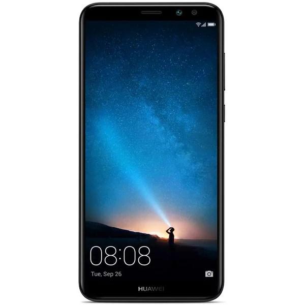 中古 Huawei Mate 10 Lite RNE-L22 Graphite Black【国内版】 SIMフリー スマホ 本体 送料無料【当社3ヶ月間保証】【中古】 【 携帯少年 】