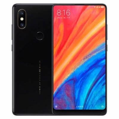 中古 Xiaomi Mi Mix2S Dual-SIM 【Black 128GB 中国版】 SIMフリー スマホ 本体 送料無料【当社3ヶ月間保証】【中古】 【 携帯少年 】