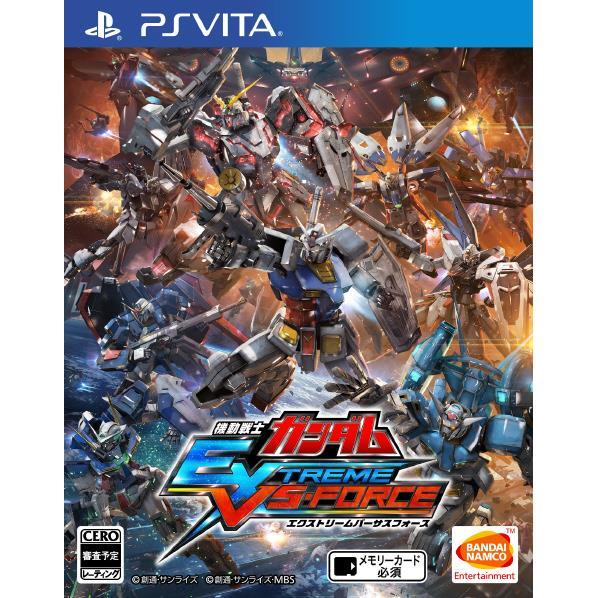 バンダイナムコエンターテインメント 機動戦士ガンダム EXTREME VS-FORCE【PS Vita】 VLJS00126 [V...