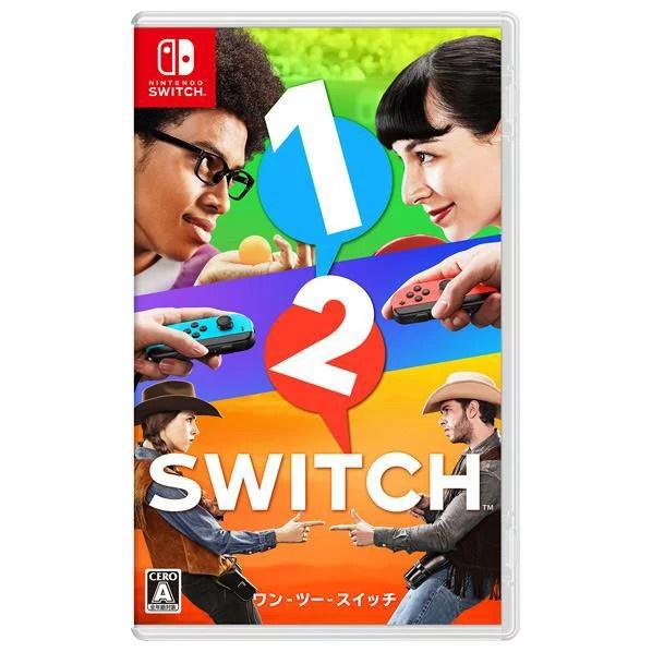 【送料無料】任天堂 1-2-Switch【Switch】 HACPAACCA [HACPAACCA]
