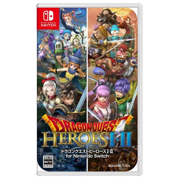 【送料無料】スクウェア・エニックス ドラゴンクエストヒーローズI・II for Nintendo Switch【Switch】 HACPBABKA [HACPBABKA]