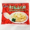 手工葱酥抓餅 ネギパンケーキ 100g×5枚入り 台湾名物