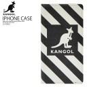 【大人気 スマホケース】 KANGOL (カンゴール) IM
