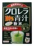 山本漢方 クロレラ100%青汁 2.5g × 22包【P25Apr15】