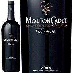 ワイン 赤ワイン 2016年 ムートン・カデ・レゼルヴ・メドック / バロン・フィリップ・ド・ロスチャイルド ...