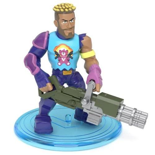 フォートナイト コレクションミニフィギュア 013 ブライトガンナー おもちゃ こども 子供 男の子 8歳