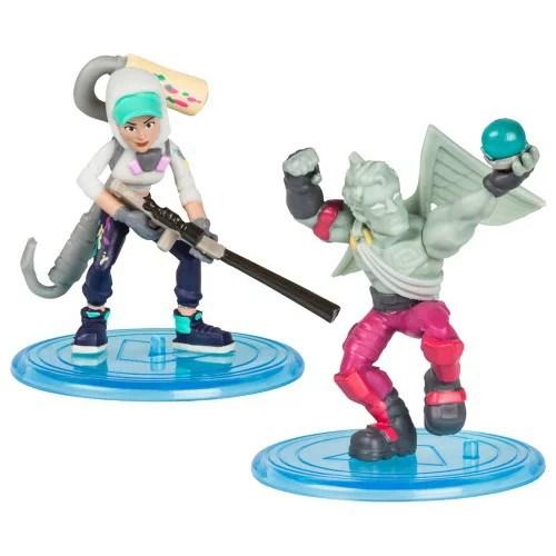 フォートナイト コレクションミニフィギュア 2体セット 002 ラブレンジャー&テクニーク おもちゃ こども 子供 男の子 8歳