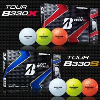 2016モデルブリヂストンゴルフ日本正規品TOUR B330シリーズ(ツアービーサンサンマル)ゴルフボール1ダース(12個入)【あす楽対応】