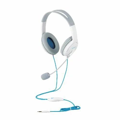 【ポイント10倍】[ELECOM]モンスターハンターワールド:アイスボーン×エレコム/4極ヘッドセットマイクロフォン/両耳オーバーヘッド/1.0m/ホワイト HS-MHW03WH/HSMHW03WH