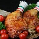 【ふるさと納税】おもて特製ローストチキン8本 【お肉・鶏肉・