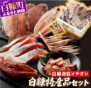 【ふるさと納税】白糠漁協イチオシ白糠特産品セット(15,00