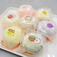 【ふるさと納税】薄いお餅でケーキを包み込んだ人気の商品! ケ