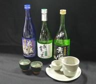 【ふるさと納税】FY99-165 山形市三蔵おすすめお酒セッ