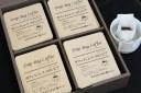 【ふるさと納税】【ダブル焙煎】ドリップコーヒーカフェインレスギフトセット 10g×24袋 ドリップバッグ デカフェ