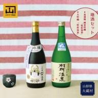【ふるさと納税】カネヤマ商店おすすめ地酒セット1