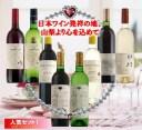 【ふるさと納税】地理的表示『山梨』ワイン 8本セット R50
