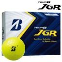 【ふるさと納税】TOUR B JGR イエロー 1ダース (ゴルフボール / ブリヂストン・スポーツ) T15-02