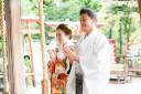 【ふるさと納税】324-1_国宝犬山城で和装ロケーション撮影