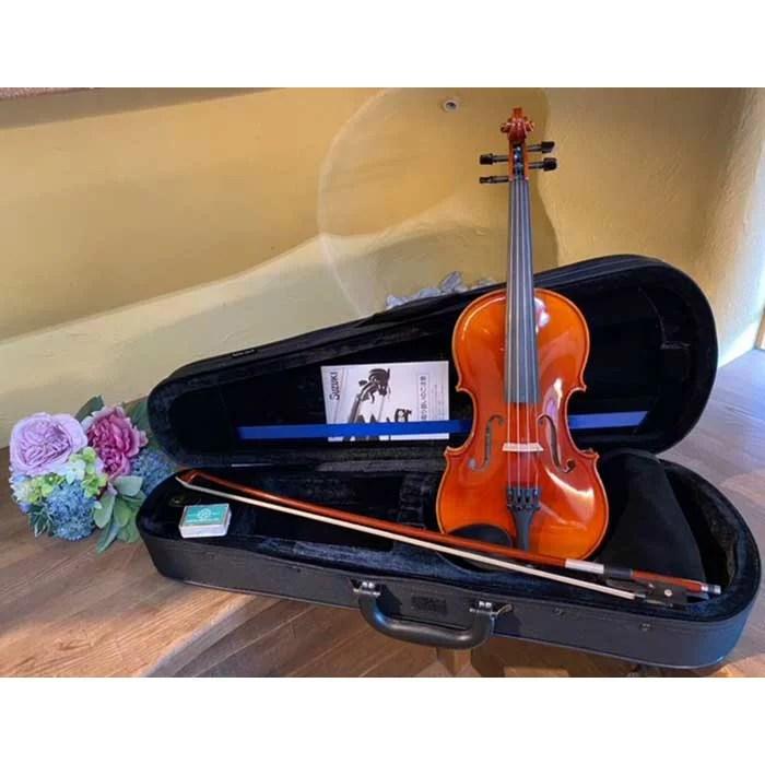 【ふるさと納税】No.230 アウトフィットバイオリン 1/2サイズ | バイオ
