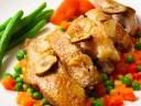 【ふるさと納税】地鶏もも肉 1kg