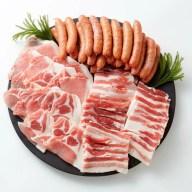 【ふるさと納税】黒豚「優美豚」BBQスペシャルセット 鹿児島
