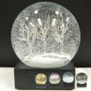 【あす楽】【送料無料】【ポイント10倍】Cool Snow Globes(クールスノーグローブ スノードーム  Big Trike,inc. スノードーム 雪 プレゼント ギフト)
