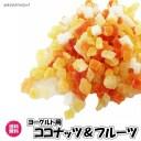 ヨーグルト 専用ココナッツ&フルーツミックス 業務用2kg 1kg×2)ドライフルーツ(ヨーグルトMIX 2kg  1kg×2) 全国送料無料