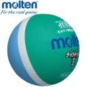 モルテン ドッジボール ボール 軽量 1号 ライトドッジボール SLD1MSK