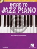 [楽譜] イントロ・トゥー・ジャズ・ピアノ【DM便送料別】(Mark Harrison - Intro to Jazz Piano)《輸入楽譜》