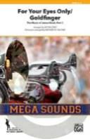 [楽譜] 「ジェームズ・ボンド」パート2(プロダクション)《輸入マーチングバンド楽譜》【送料無料】(MUSIC OF JAMES BOND PART2,THE)《..