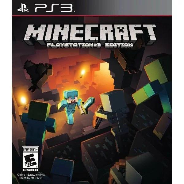 ★ネコポス送料無料・即日出荷★PS3 Minecraft(マインクラフト)PlayStation 3 Edition(北米版 日本語版でプレイ可能)マイクラ 010572【ネコポス可】